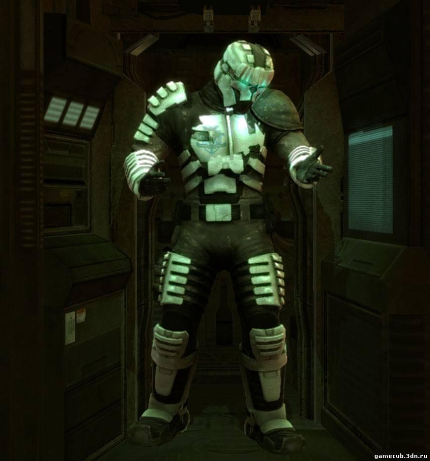 Dead Space Костюм 6 Уровня